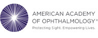 Badge American Academy Of Ophthalmology protecting sight, Empowering lives